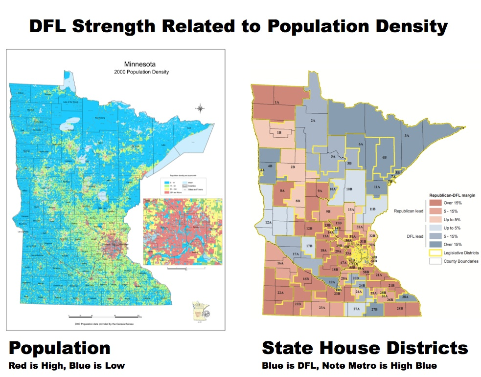 OutFOXedNEWS Comparing Minnesota Election Maps