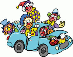 clown car