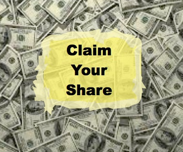 money claim your fair share