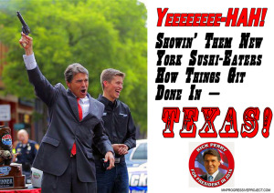 Perry 2016 Campaign Theme