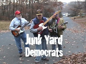 photo of Junk Yard Democrats.